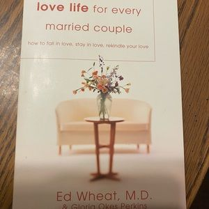 """Other - Used book""""Love Life For Every Married Couple"""""""